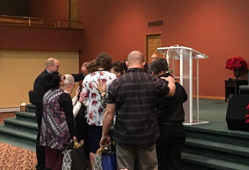 Pastor's Ordination Honor Service